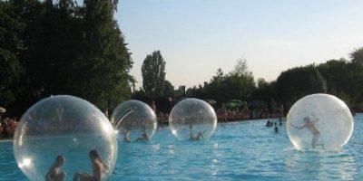 Aqua Zorbing Bälle, Wasserspaß