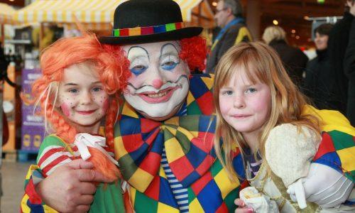 Clown, Show, Künstler, Walker, Kostüm, Fasching, Spaß,