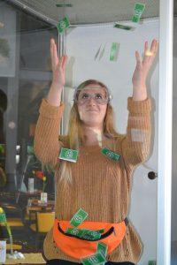 Cash Box, Gewinnspiel,