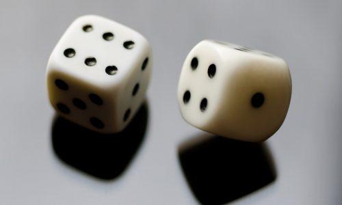 Gewinnspielversicherung, Würfelspiel, Glücksspiel, Gewinn, Preisgeld, Glück
