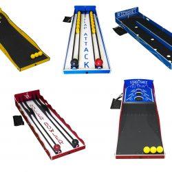 Tischspiele XXL, Ballspiele, Geschicklichkeitsspiele, Retro-Spielspaß, Spieleklassiker