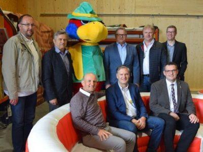 Das Erlebnismanagement Eröffnung Schildbach Hartberg Umgebung