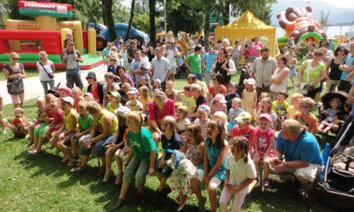 Eventtour Kidsmania Bühnenshow