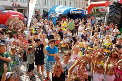 Kidsmania Bewegungstour Eventtour
