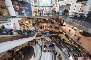 Einkaufszentrum, Stockfoto