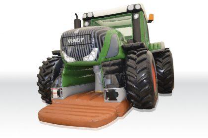 Aufblasbare Werbeträger, Traktor, Riesentraktor, Landwirtschaft