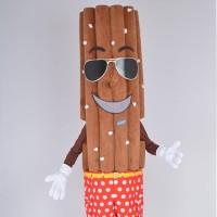Walking Character, Maskottchen Kostüm Bau Produktion