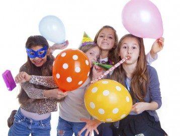 Kinder party