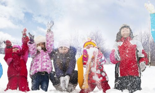 Winter aktuell kinder