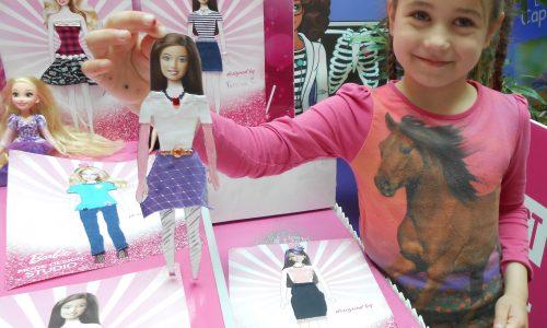 Mattell, Barbie, Mode Design Studio, Produktpräsentation