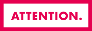 Attention logo