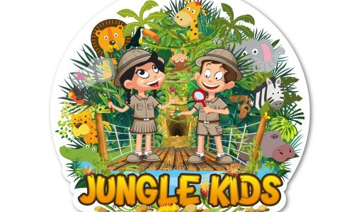Logo jungle kids