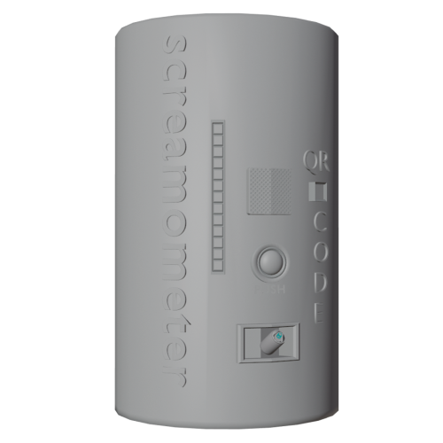 Zylinder, Dose, Schreibox, Sampling Automat