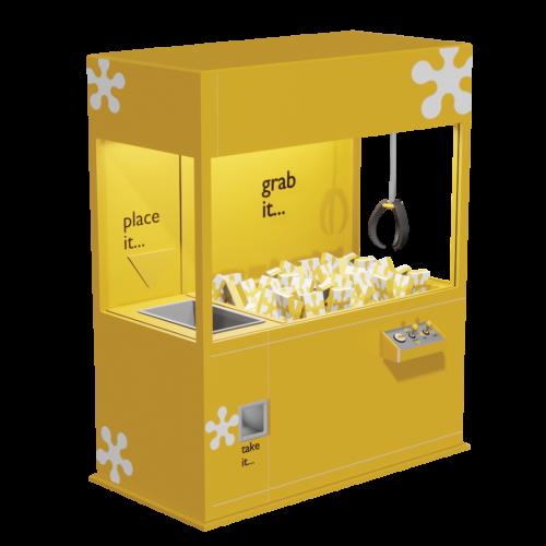 "Candy Grabber ""Goodie Grabber"""